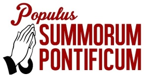 Logo International Summorum Pontificum Pilgrimage