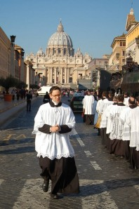 The people of Summorum Pontificum in Rome